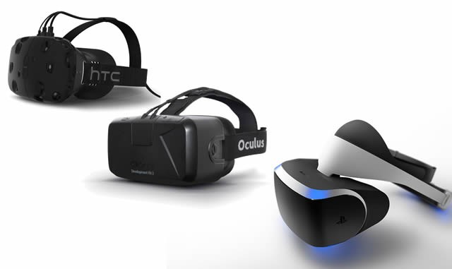 cbc7d4c7fbdc HTC Vive vs Oculus Rift vs Playstation VR  how do they compare