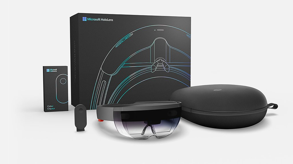 Microsoft HoloLens has 150 apps to celebrate its first