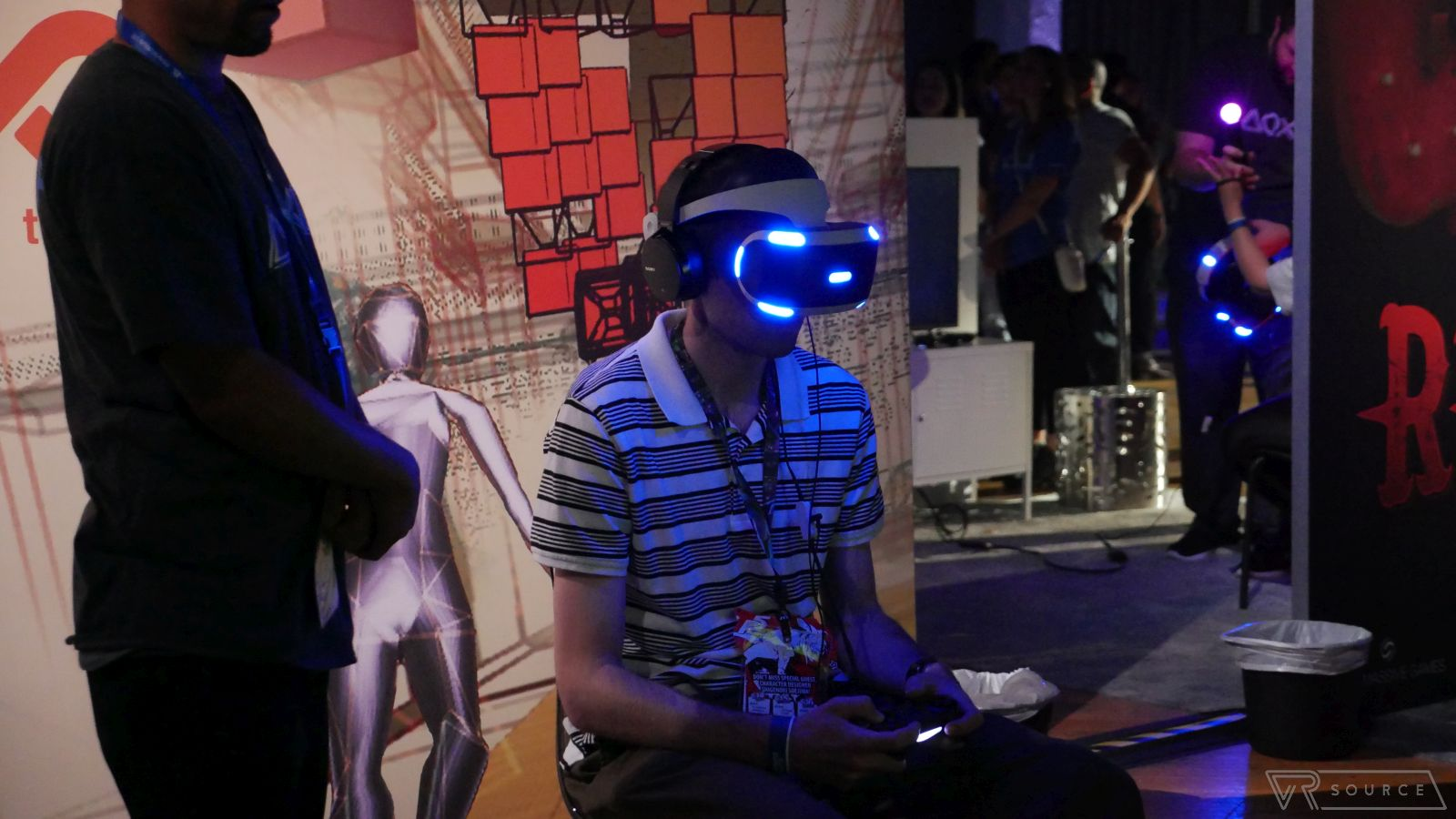 PlayStation VR hands on 23