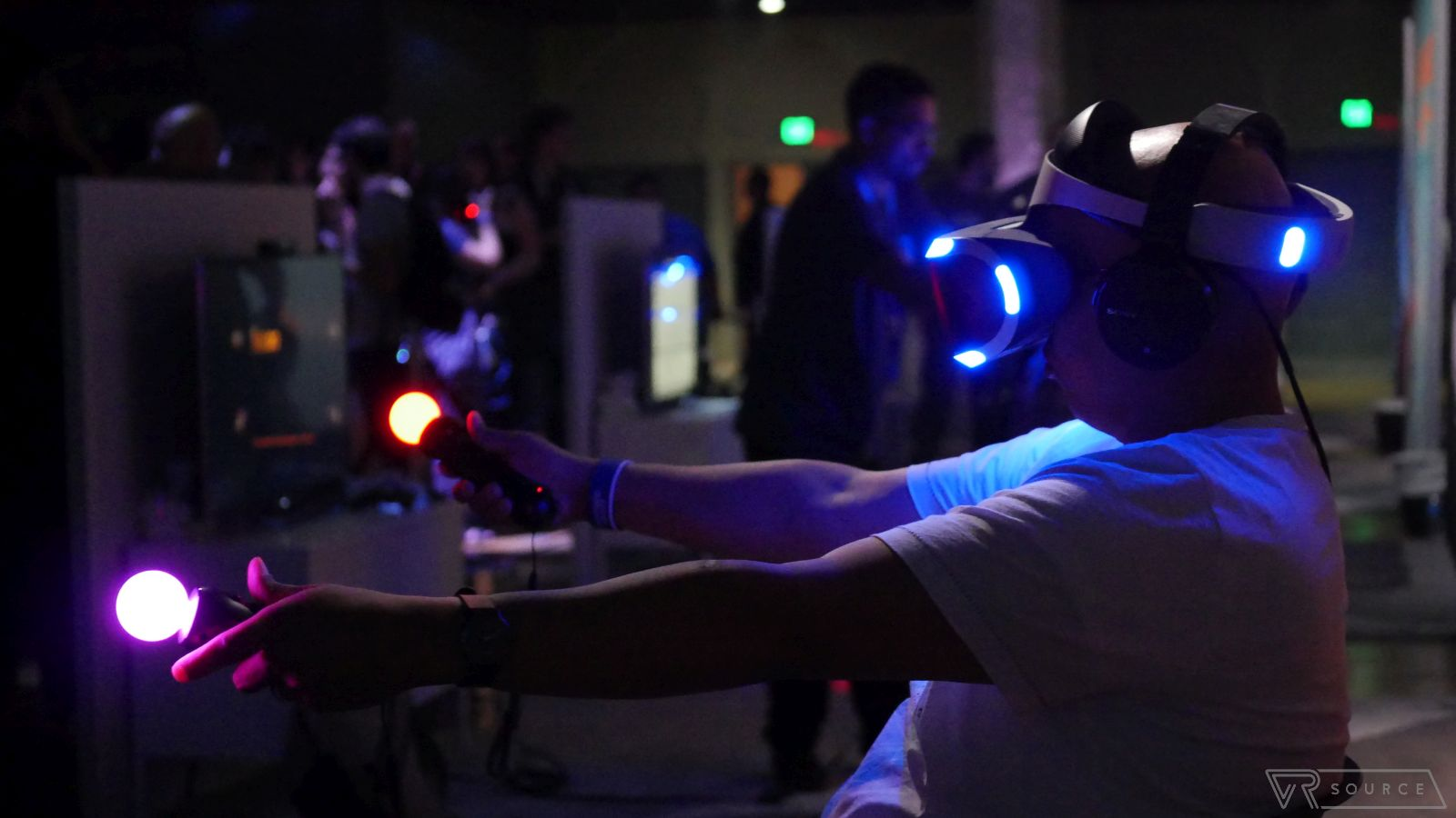 PlayStation VR hands on 33