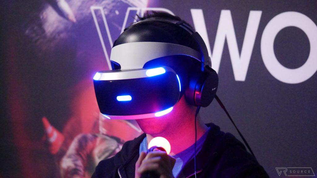 PlayStation VR hands on 36