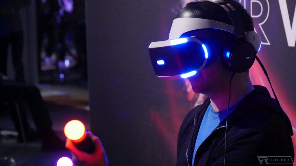 PlayStation VR hands on 38