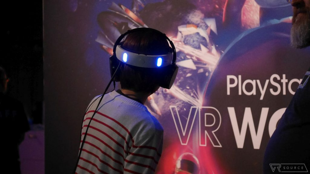 PlayStation VR hands on78