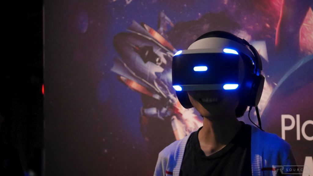 PlayStation VR hands on81