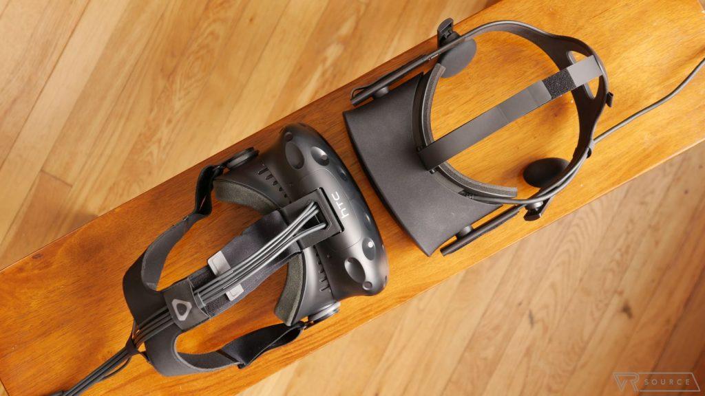HTC Vive & Oculus Rift 375