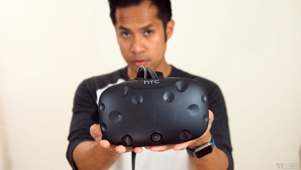 HTC Vive Review 10