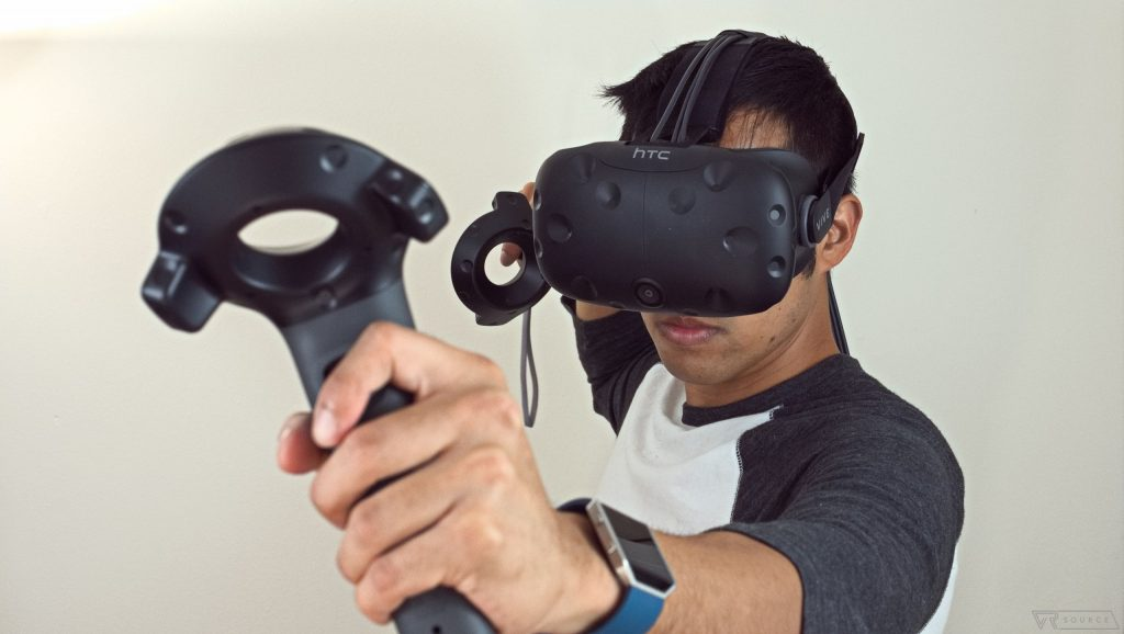 HTC Vive Review 16