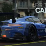 Project Cars VR Racing