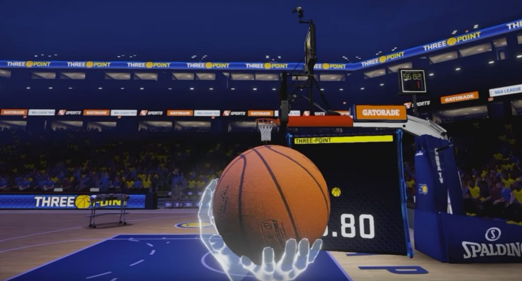 National Basketball Association 2KVR Arrives For PSVR, HTC Vive, Gear VR