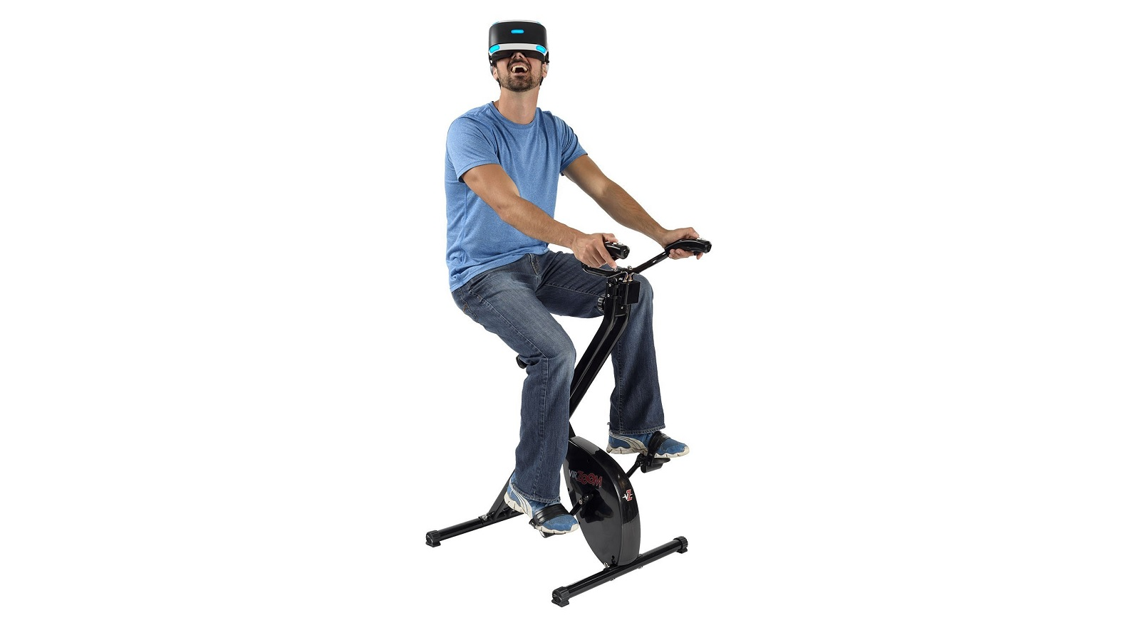Vr Enhanced Exercise Bikes Coming To Revitize Your Local