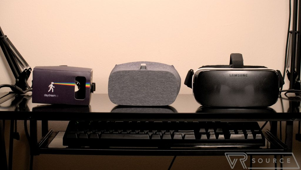how to use cardboard on samsung gear vr