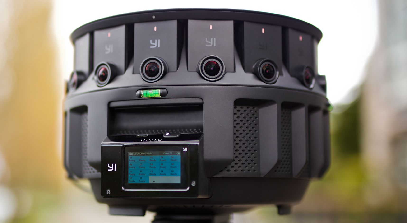 Google's next-gen Jump VR camera, the Yi Halo, will offer ...