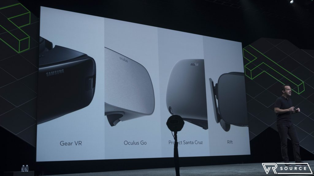 Everything announced at Oculus Connect 4 - VR Source