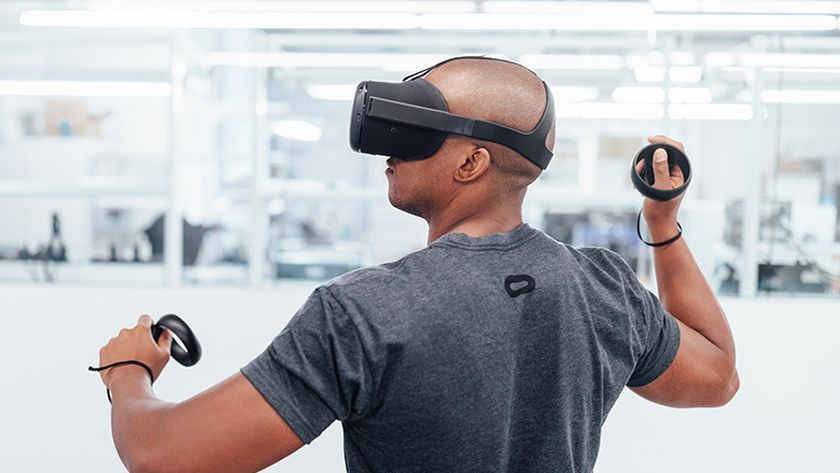 Oculus For Business goes after the same ground as HTC Vive